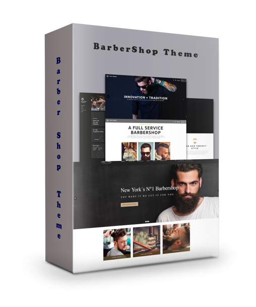 BarberShop Theme