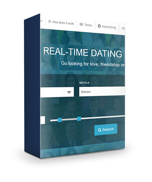 Real-time Dating Website Theme + CMS