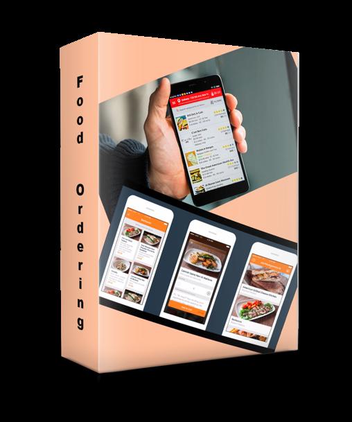 Food Ordering - App