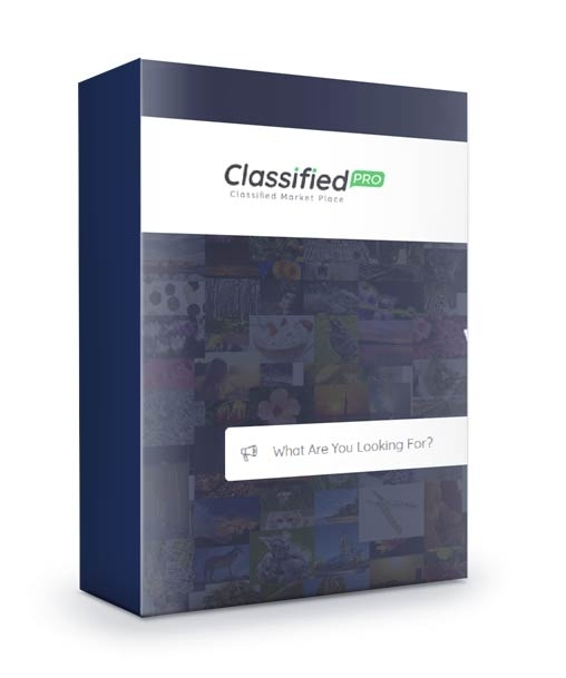 Classified Ads CMS Script