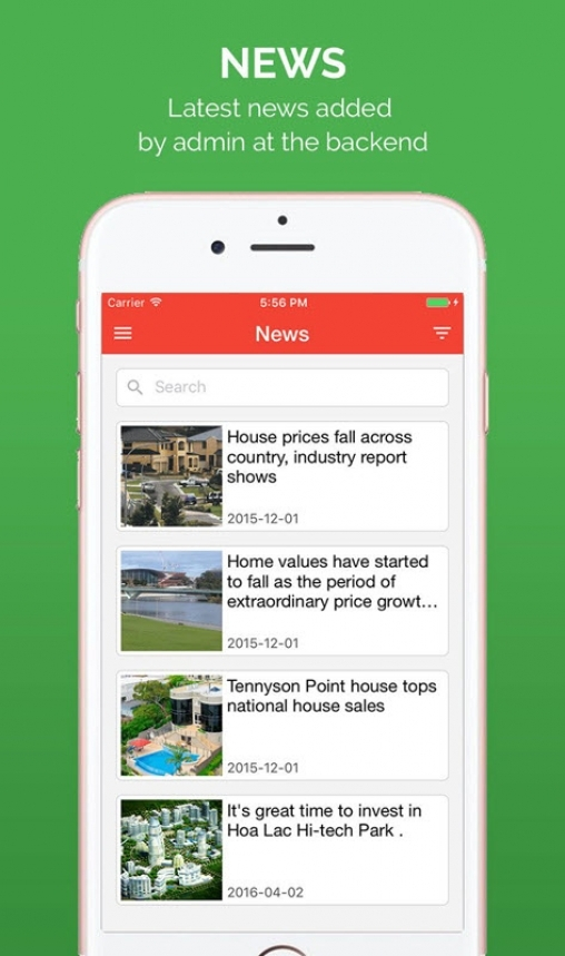 Smart Ads - iOS App