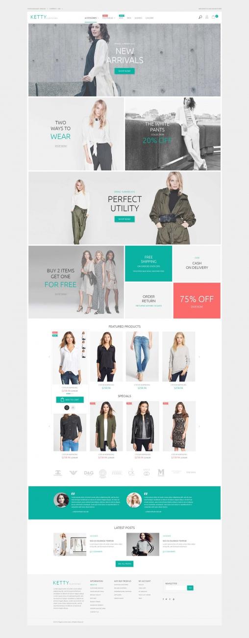 Fashion Store Theme