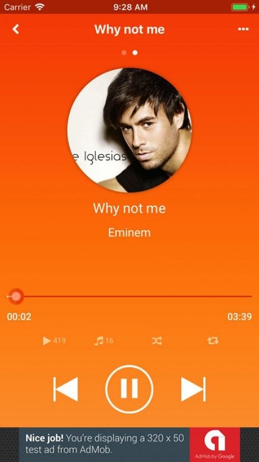 Music MP3 - iOS App