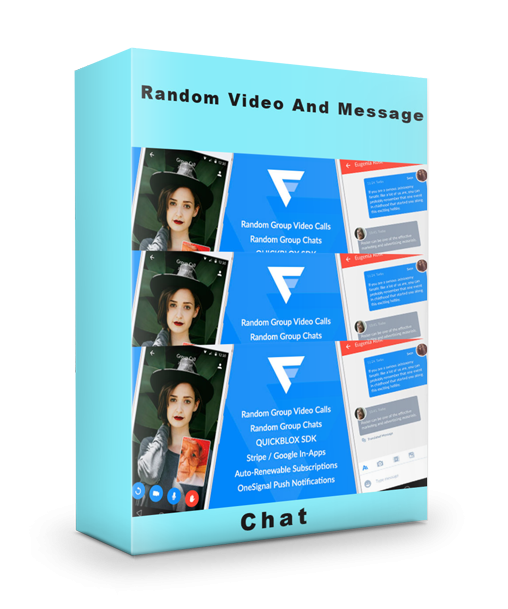 Random Video And Message Chat