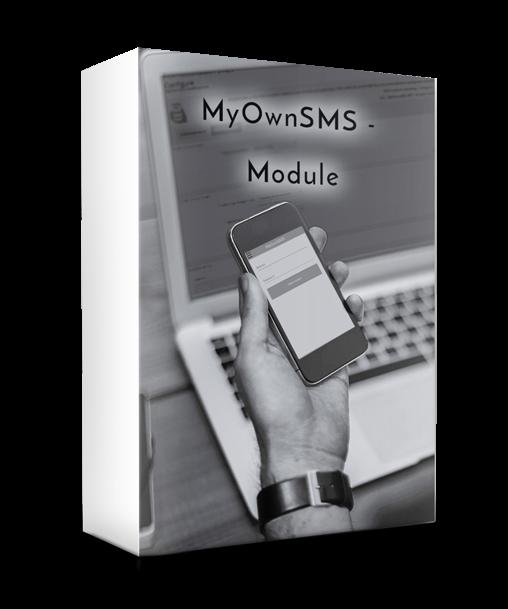 MyOwnSMS  Module
