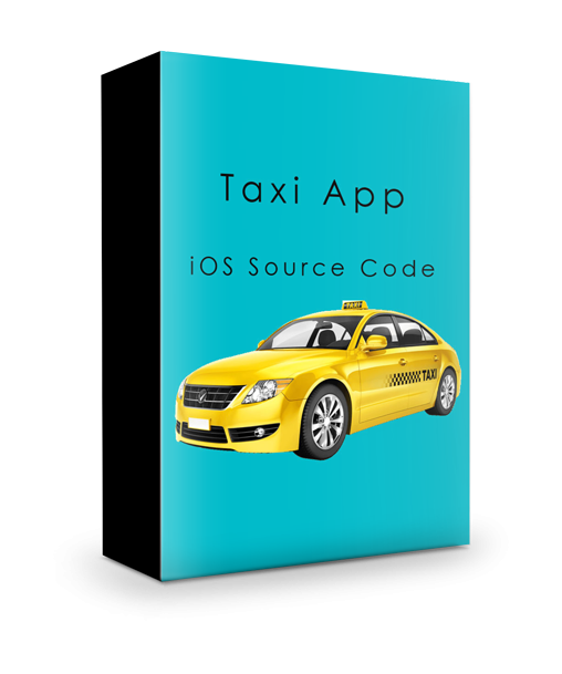 Taxi App - iOS Source Code