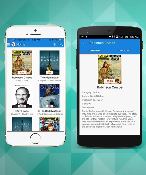 E-Content - Android App