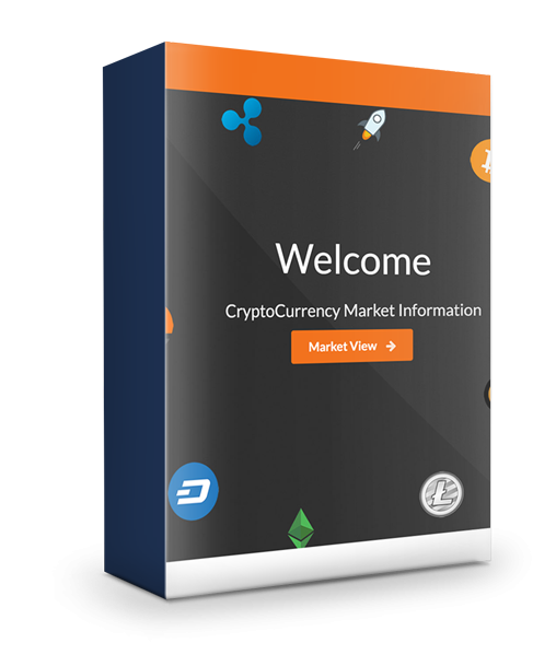 Cryptocurrency Market CMS