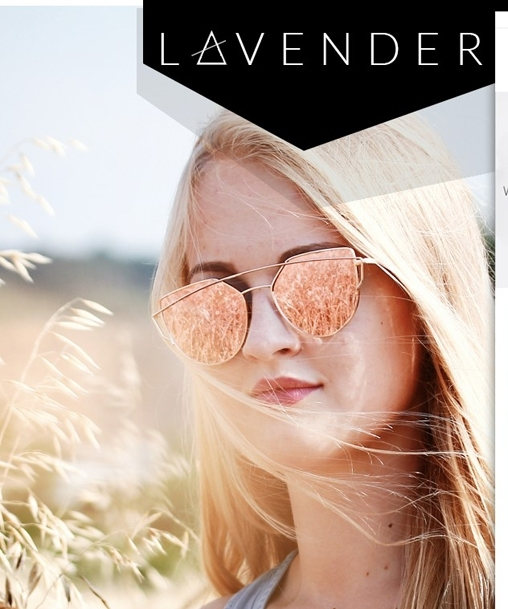 Lavender Fashion Theme