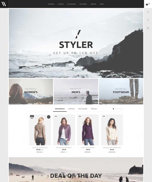 Styler   Theme