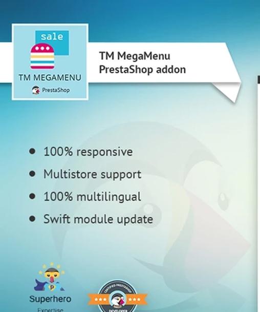 TM MegaMenu  Extension