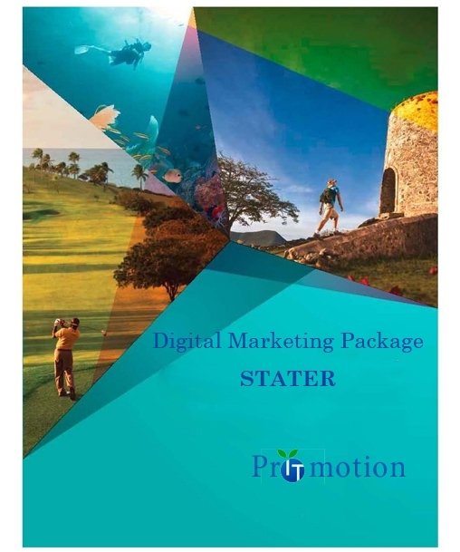 IT promotion Digital Marketing Package